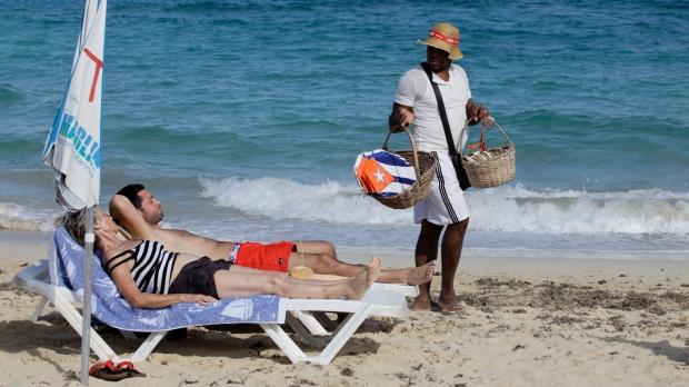 U.S. Cuba tourism