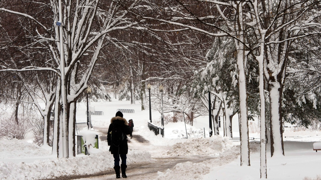 White Christmas doubtful for some provinces