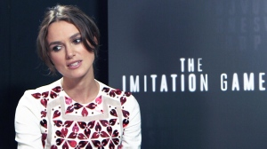 Canada AM: Keira Knightley on her new role