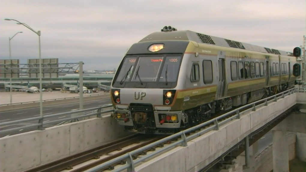 Metrolinx considers major changes to UP Express