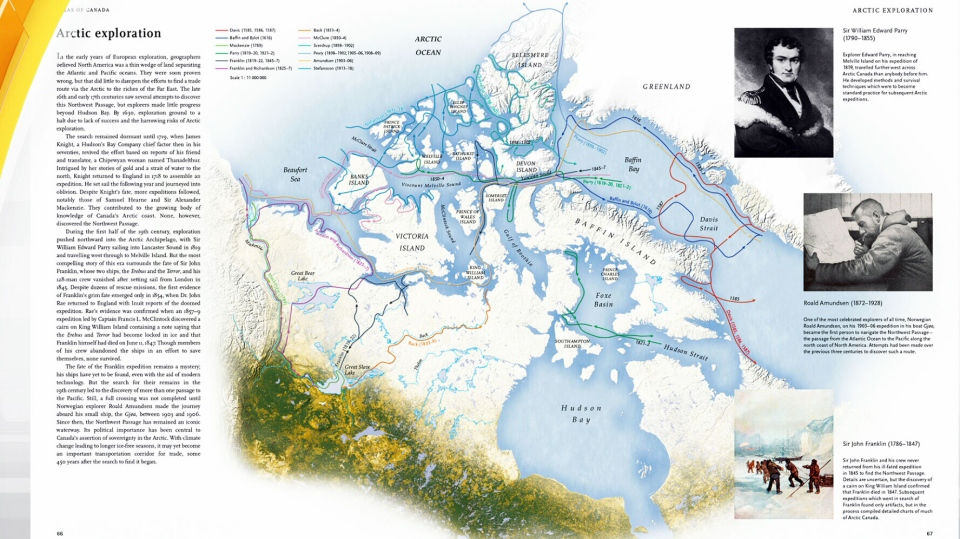 Atlas of canada sheds new light on arctic we dont know what lies atlas of canada gumiabroncs Images