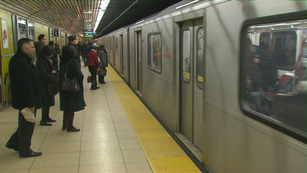 free travel reduced hours part of ttc holiday schedule. Black Bedroom Furniture Sets. Home Design Ideas