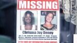 CTV Atlantic: Chrisma Denny found safe in Tennessee
