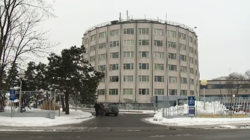 Two orderlies have been suspended from the Santa Cabrini Hospital after serving up shaving cream to a patient. (CTV Montreal)