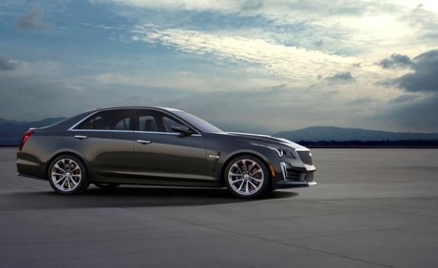 2016 Cadillac Cts V Top Speed Ctv News Autos