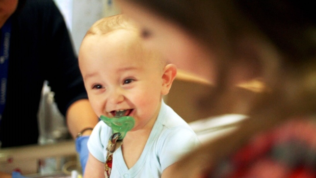 Ontario toddler to get new kidney after two years of daily ...