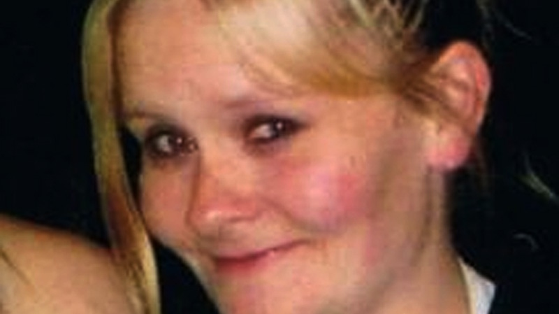 Natasha Harris, 30, is seen in this undated photograph. Harris, stay-at-home mother of eight from Invercargill, died of a heart attack in February 2010.(New Zealand Herald)