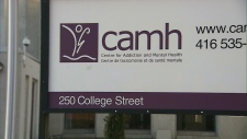 CAMH charges