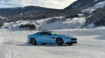The Aston Martin bespoke event will take place in Colorado in February. (Photo from Aston Martin Lagonda)