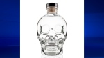 Crystal Head Vodka is pictured. (Photo from Crystal Head)