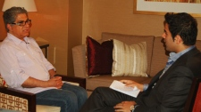 Deepak Chopra speaks with CTV National News correspondent Omar Sachedina.