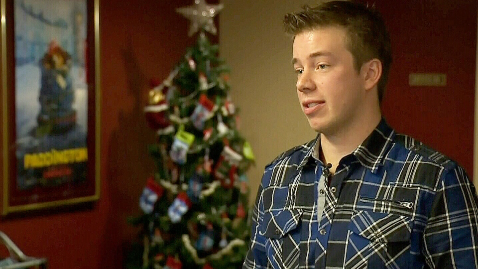 """Cody Borek and his wife Eva are giving away a trip for two to Hawaii to """"the most loving person in Central Alberta."""""""