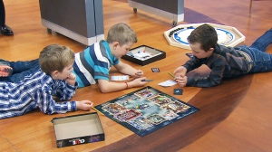 Canada AM: Board games not bored minds