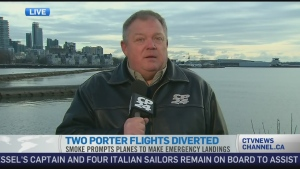 Toronto reporter Cam Woolley