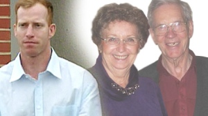 Travis Vader charged with first-degree murder in deaths of Lyle and Marie McCann