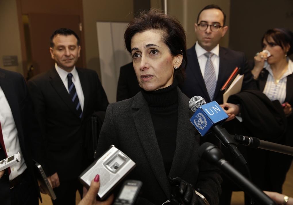 Arab states back Palestinian UN resolution