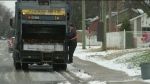 CTV Montreal: The garbage man only comes twice