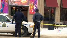 CTV Edmonton: Another scene in Fort Saskatchewan