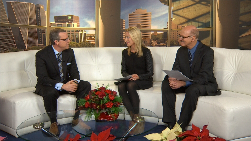 CTV Regina's Heather Anderson and Wayne Mantyka sit down with Saskatchewan Premier Brad Wall for an annual year-end interview.