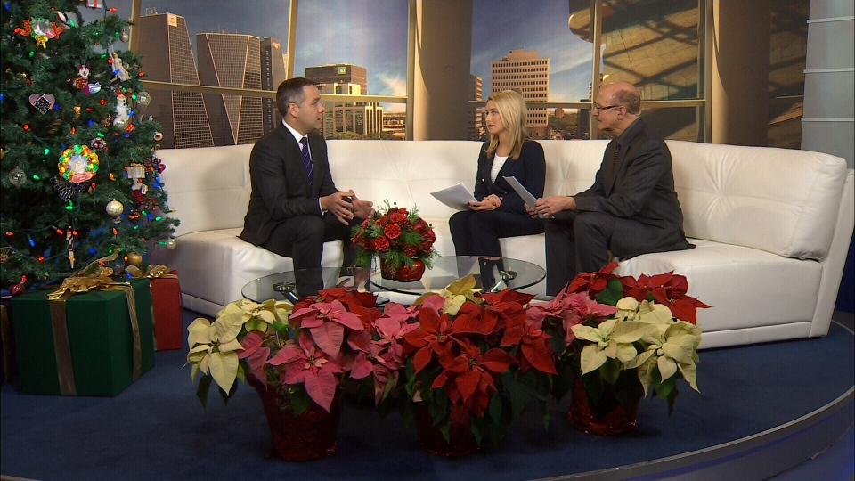 CTV Regina's Heather Anderson and Wayne Mantyka sit down with Saskatchewan NDP Opposition Leader Cam Broten for an annual year-end interview.