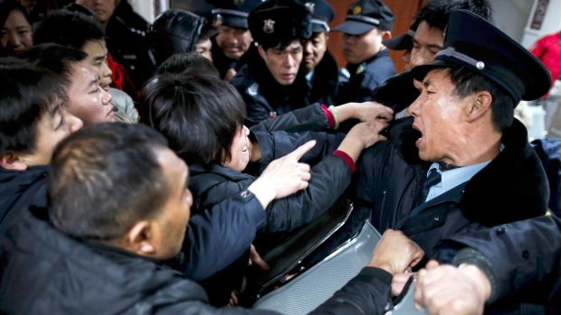 New Year S Stampede In Shanghai Leaves 35 Dead 42 Injured