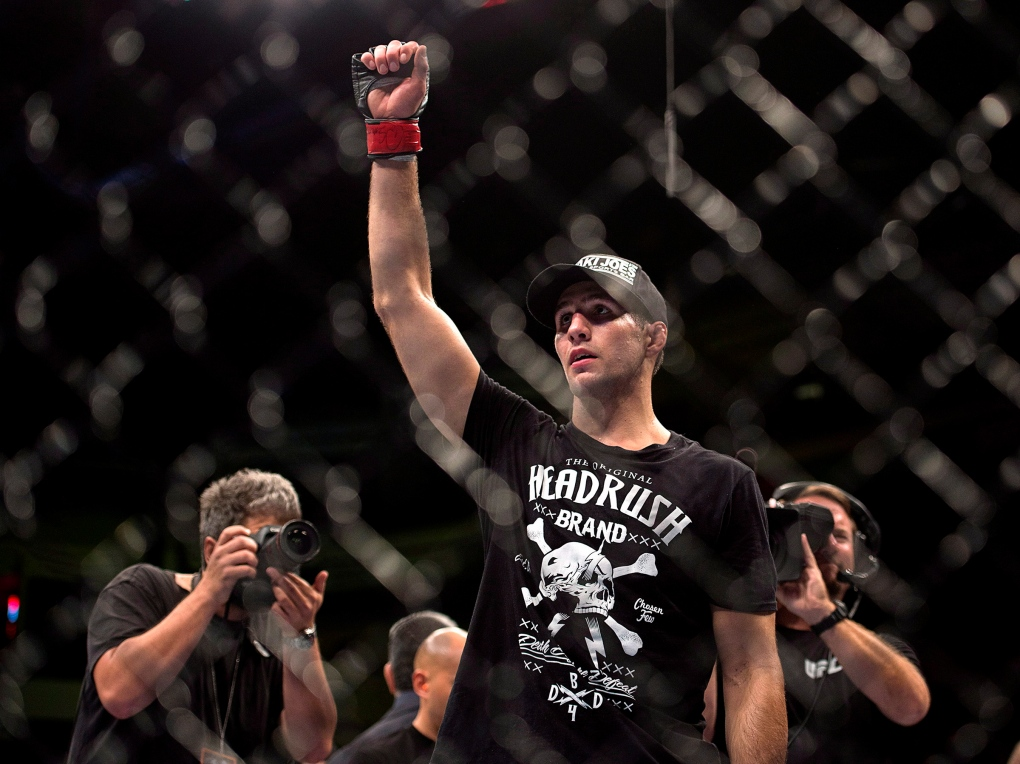 Canadian Rory MacDonald gets UFC welterweight title shot ...