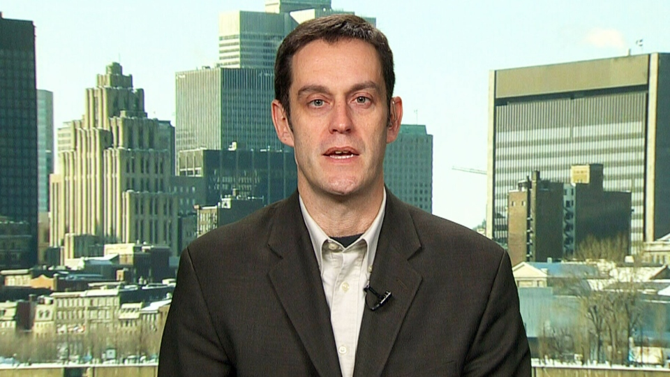 Internet lawyer Allen Mendelsohn appears on CTV's Canada AM on Friday, Jan. 2, 2015.
