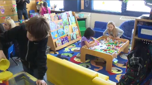 Manitobans want universal child care system.