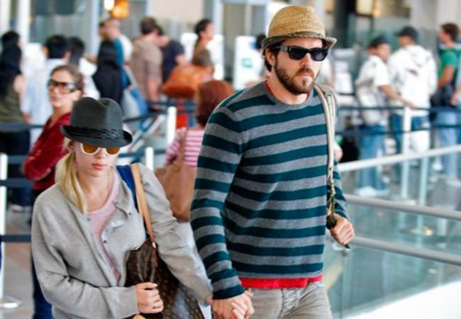 Scarlett Johansson and B.C.-born actor Ryan Reynolds wed at a Vancouver Island resort Saturday, September 27, 2008.