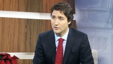 Trudeau discusses making political waves