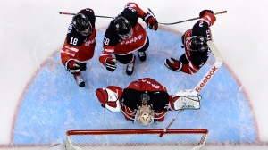 Team Canada's Road to Gold