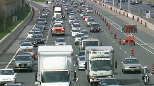 Toronto politician putting forward proposal for road tolls.