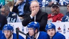 Randy Carlyle fired as head coach of Leafs