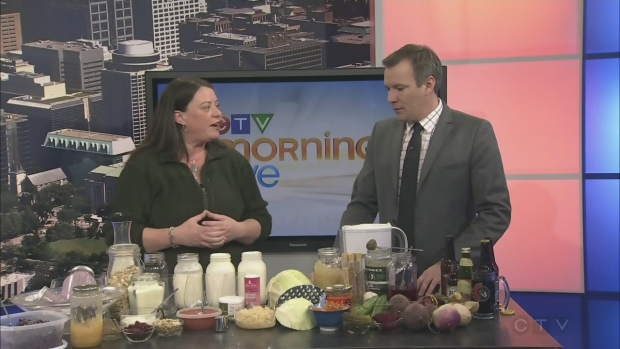 CTV Morning Live: Probiotics 101