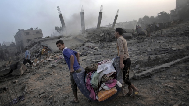 Debate over soldiers' responsibility over Gaza war