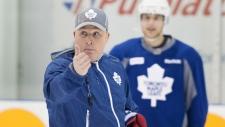 Steve Spott to help take over Leafs coaching