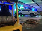 Unpacking boxes before the North American International Auto Show. A look at preparations in Detroit, on Tuesday, Jan. 6, 2015. (Lori Berg / CTV Windsor)