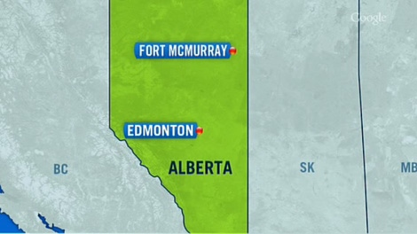 Seven people died and two more were seriously injured during a crash on a busy stretch of highway between Edmonton and Ft. McMurray on Friday, April 27, 2012.