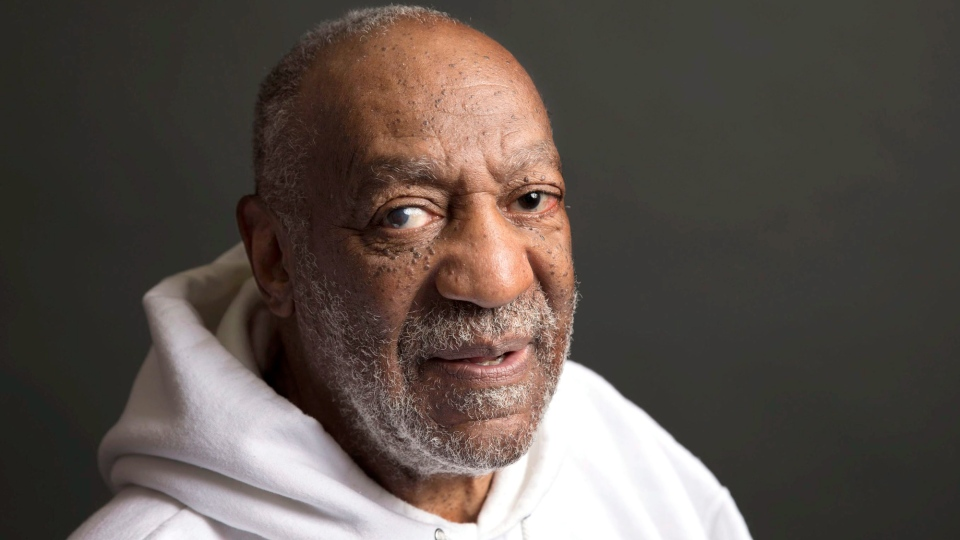 In this Nov. 18, 2013 photo, actor-comedian Bill Cosby poses for a portrait in New York. (Victoria Will / Invision / AP)
