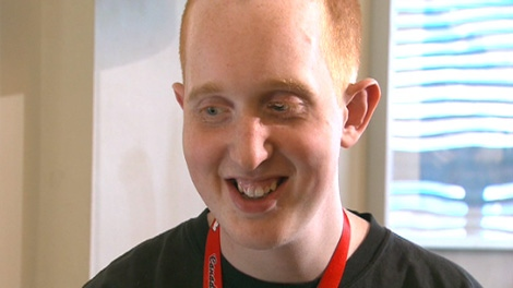 Taylor McNee, an 18-year-old with autism, has been living in a hospital room for five months because there is nowhere else for him to go.