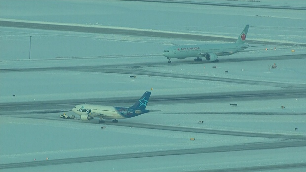 Air Transat winter