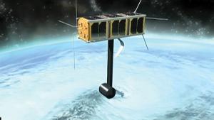 Alberta in space