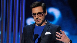 Robert Downey Jr. at the People's Choice Awards