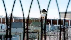 Saskatchewan Penitentiary in Prince Albert, Sask., on Jan.23, 2001. (THE CANADIAN PRESS / Thomas Porter)