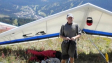 William Johnathan Orders, 50, was charged with obstructing justice after the death of a hang glider on Saturday. April 30, 2012. (CTV)