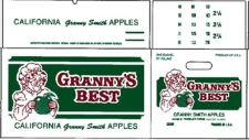 Granny's Best Apples