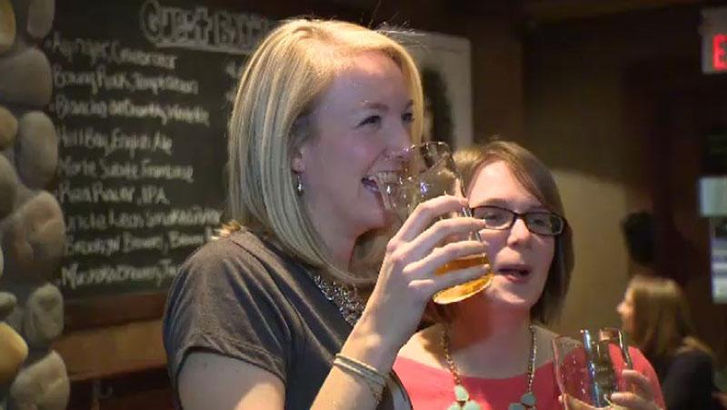 Ladies Beer League