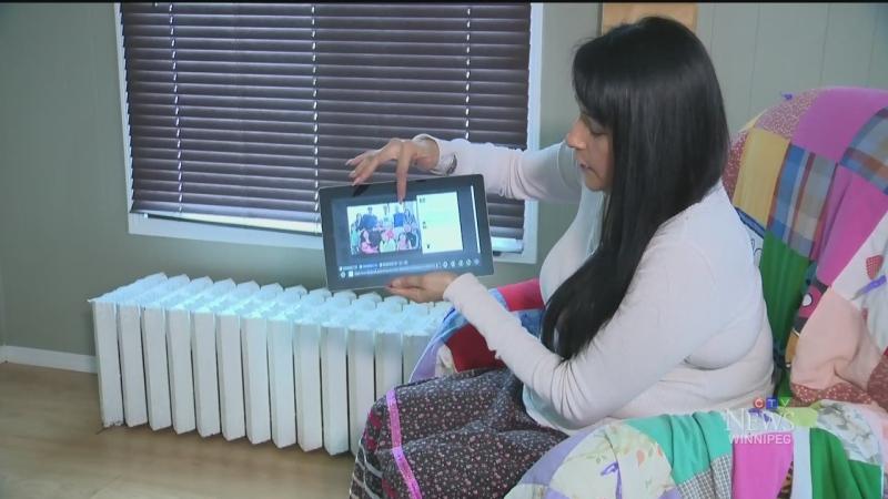 CTV Winnipeg: Residential school survivor mourned