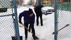 CTV National News: Roadblock on winter cleanup