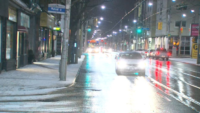 Extreme cold alert in Toronto